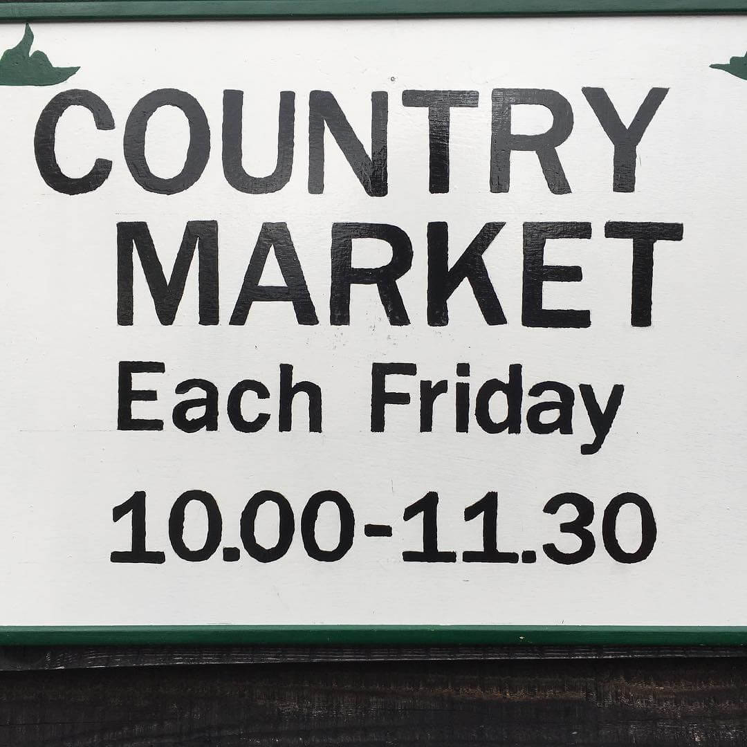 So lucky to have a lovely little Country Market tohellip