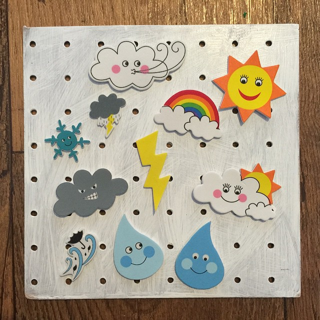 Oh my I just love these cute weather stickers bakerrossltdhellip