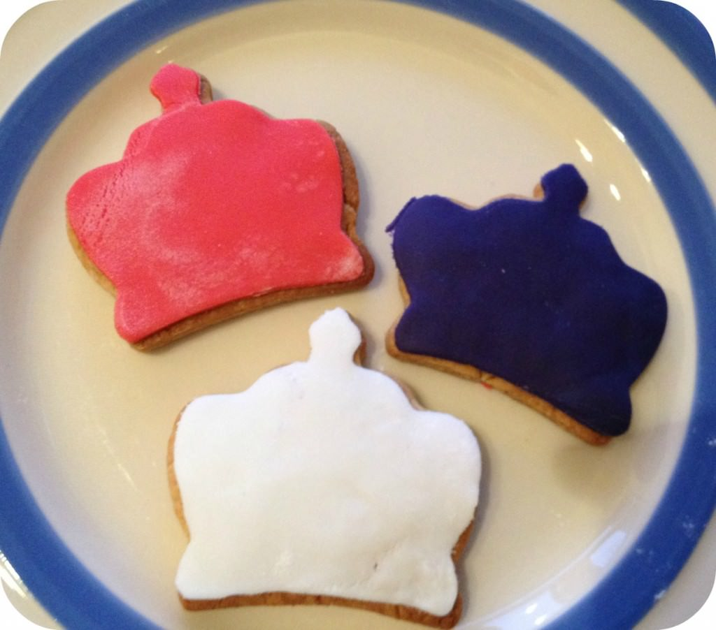 red white blue biscuits