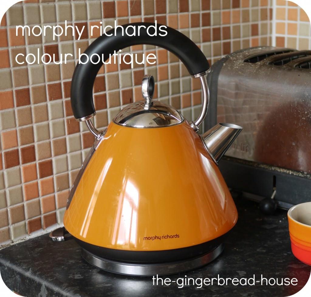colour boutique kettle