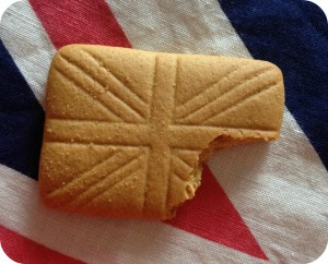union flag biscuit