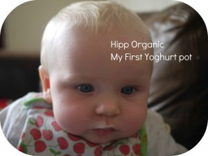 first yoghurt pot