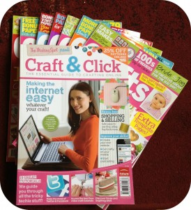 crafts magazines