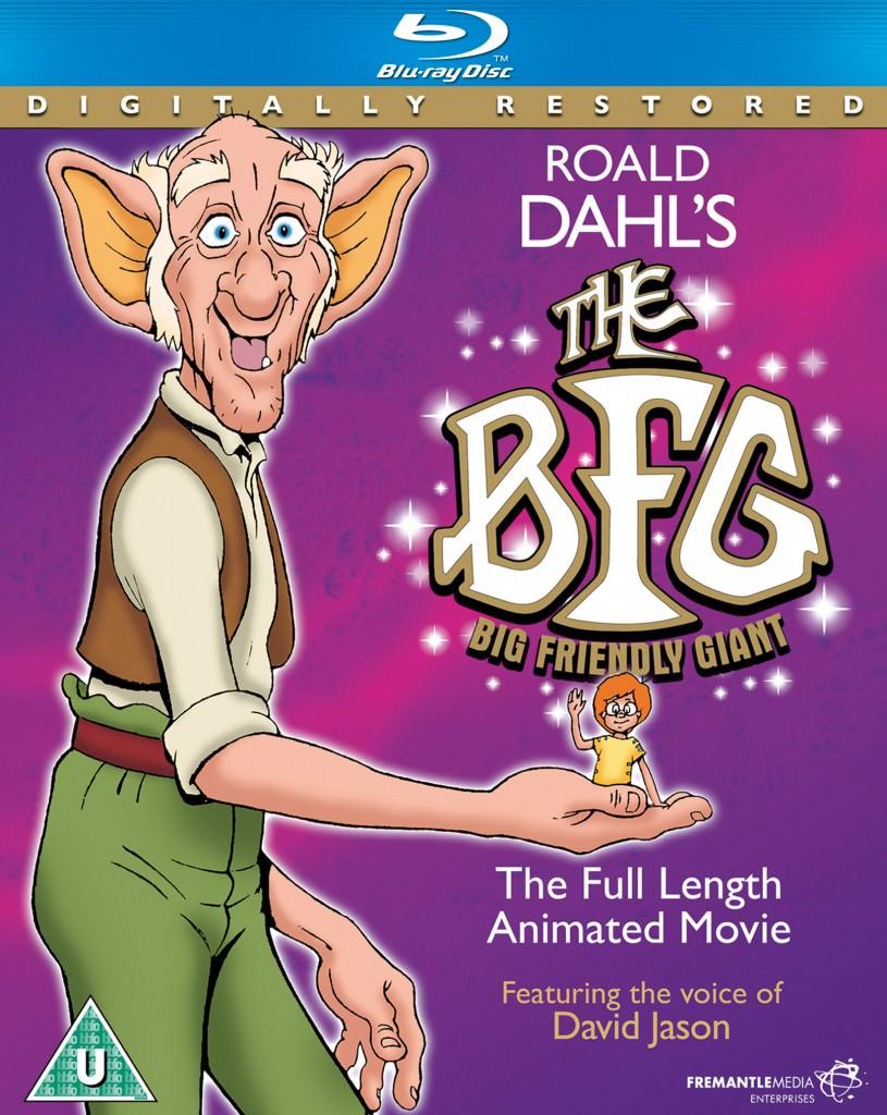 The BFG film