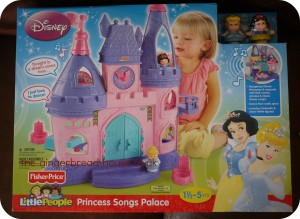 Princess Songs Palace