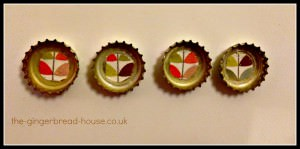 Orla Kiely magnets