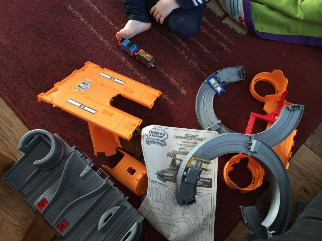 Take -N–Play Thomas' Adventure Castle
