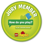 LegoDuplo_JURY_badge #duploplay