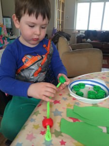very hungry caterpillar crafting