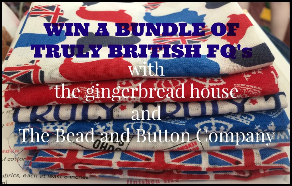 win a bundle of FQ - the gingerbread house