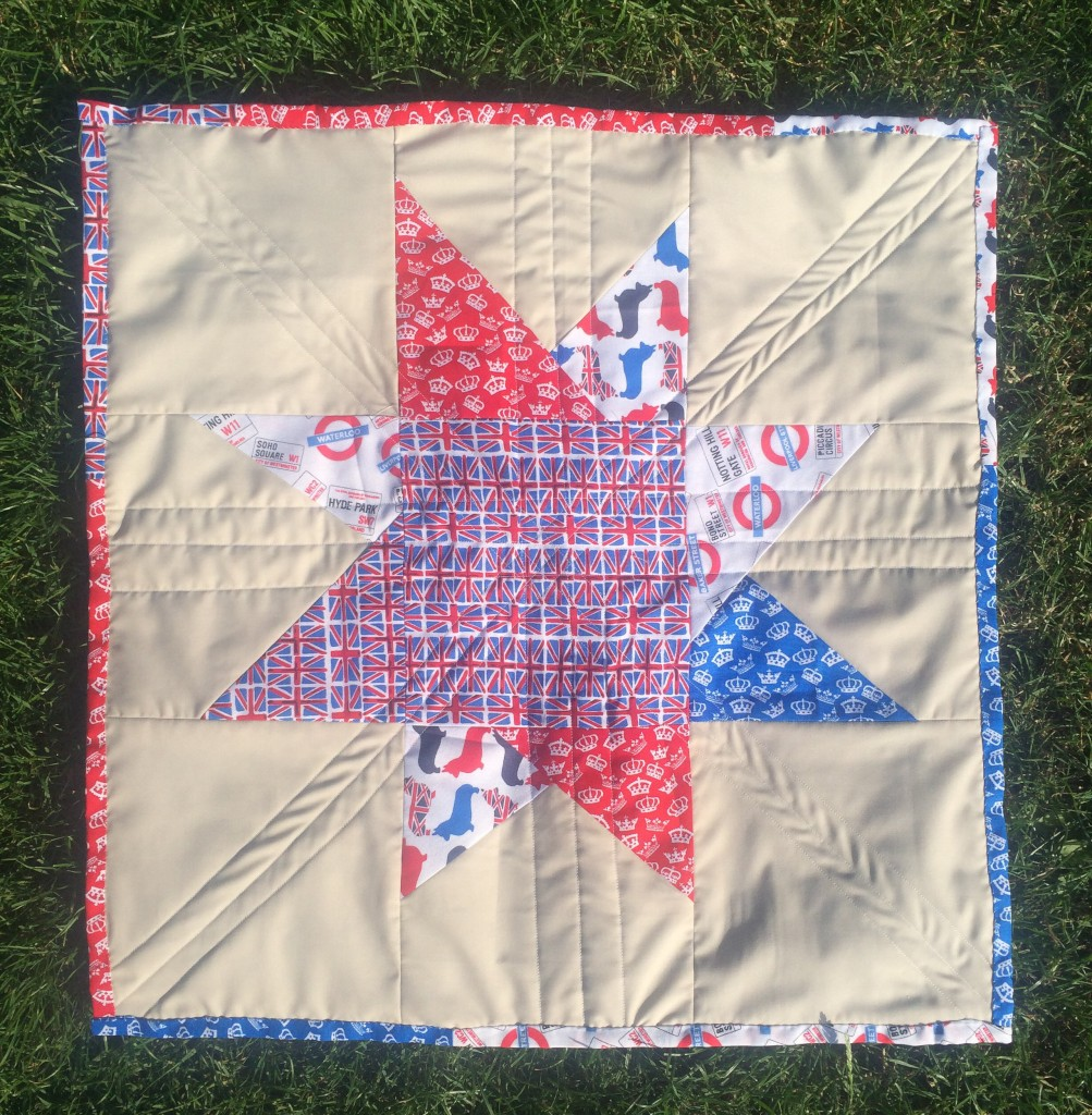 maverick star quilt - the gingerbread house