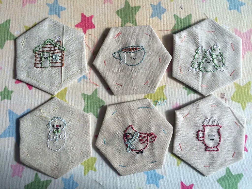 Winter Stitching Club