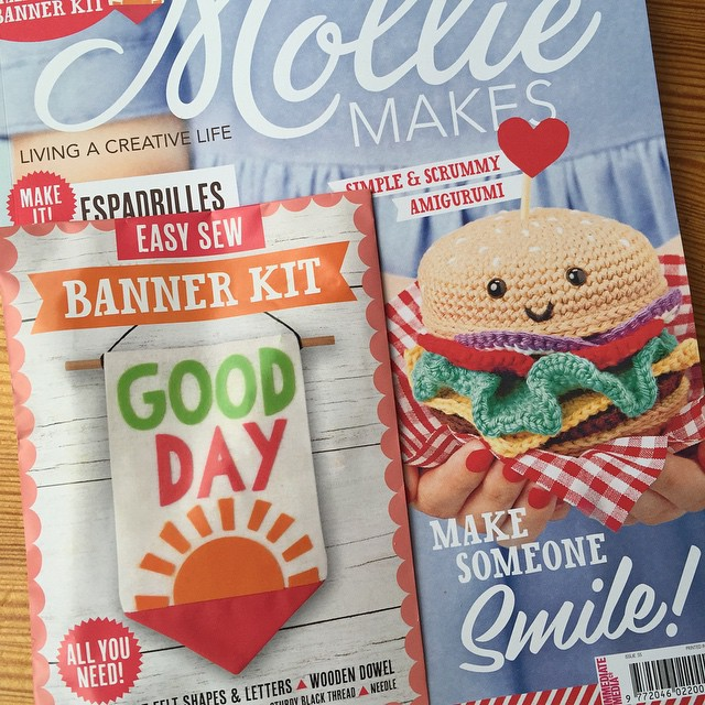 Love the latest issue of Mollie Makes especially the adulthellip