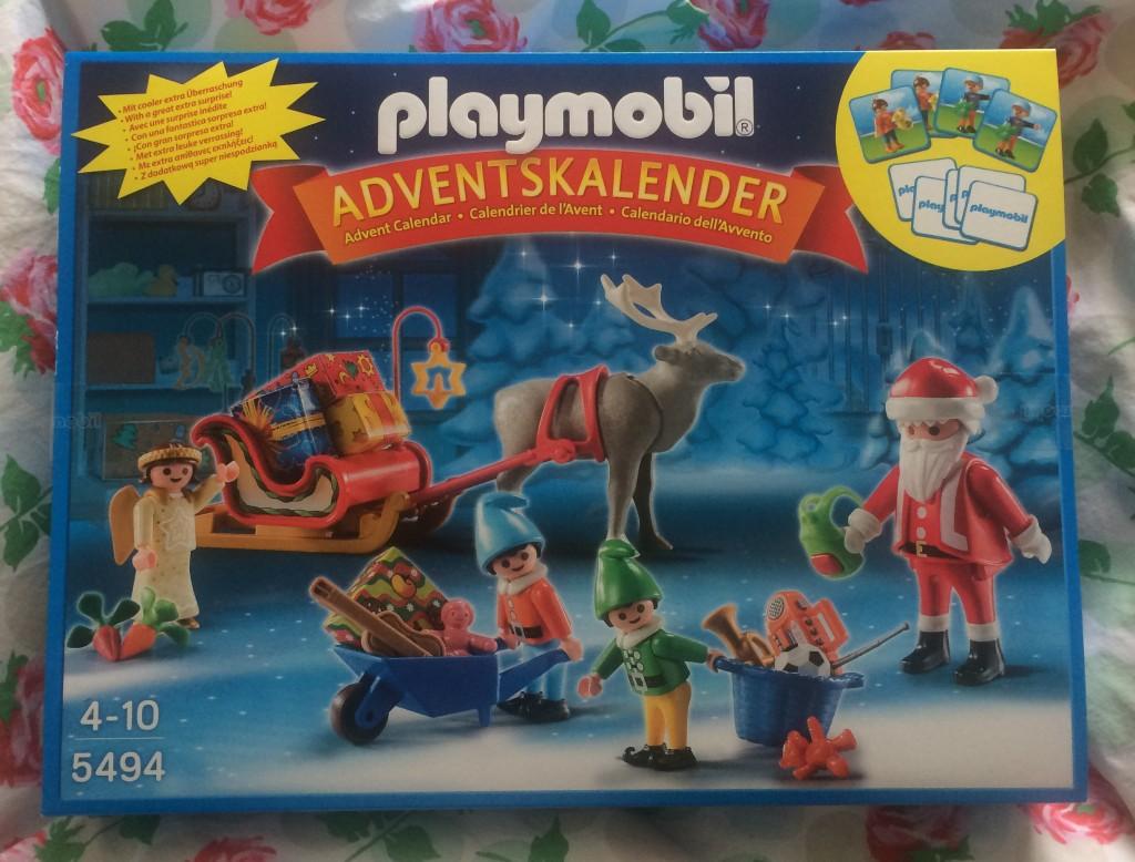 Playmobil Santas Workshop - the gingerbread house