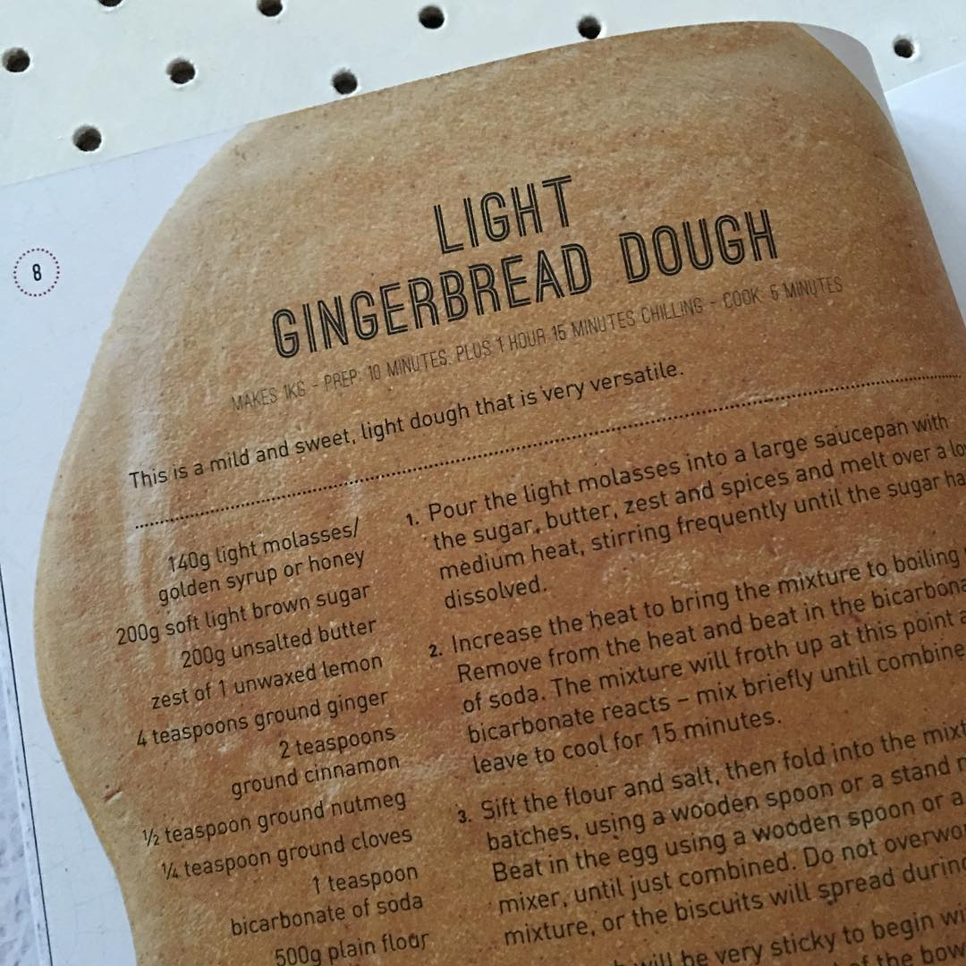 Looking forward to trying out this recipe today gingerbread Continuehellip