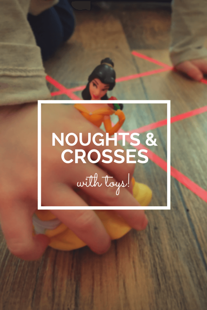 handmade noughts and crosses