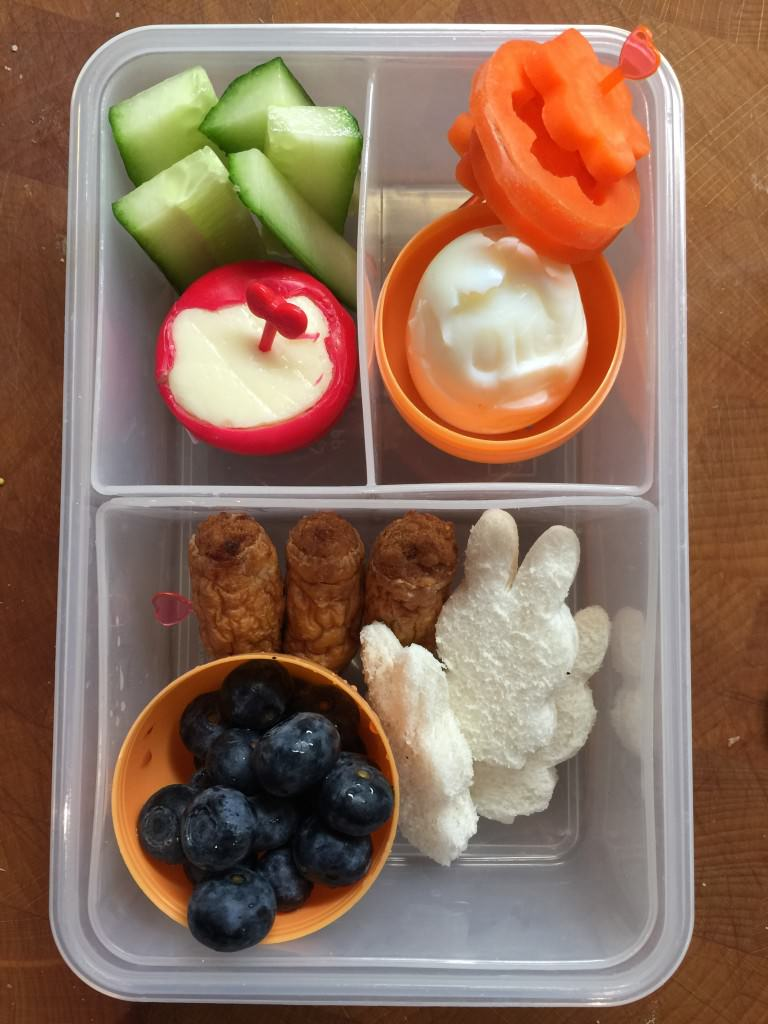 Miffy bento lunch