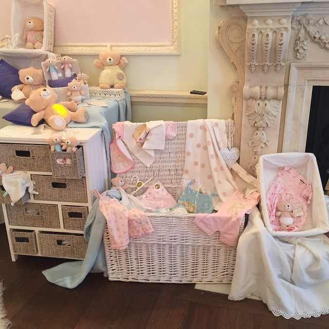 Some lovely nursery products showcased this morning myfirstbabyshower Continue readinghellip