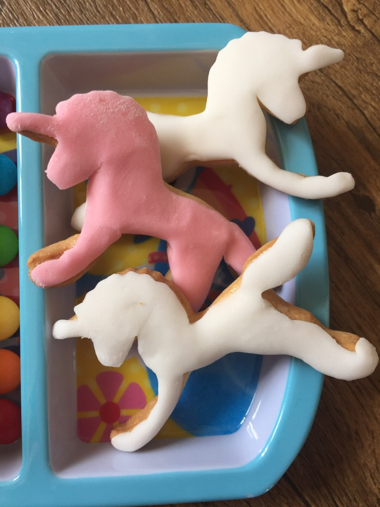 unicorn biscuits