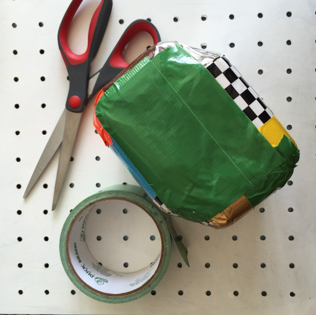 duck tape container