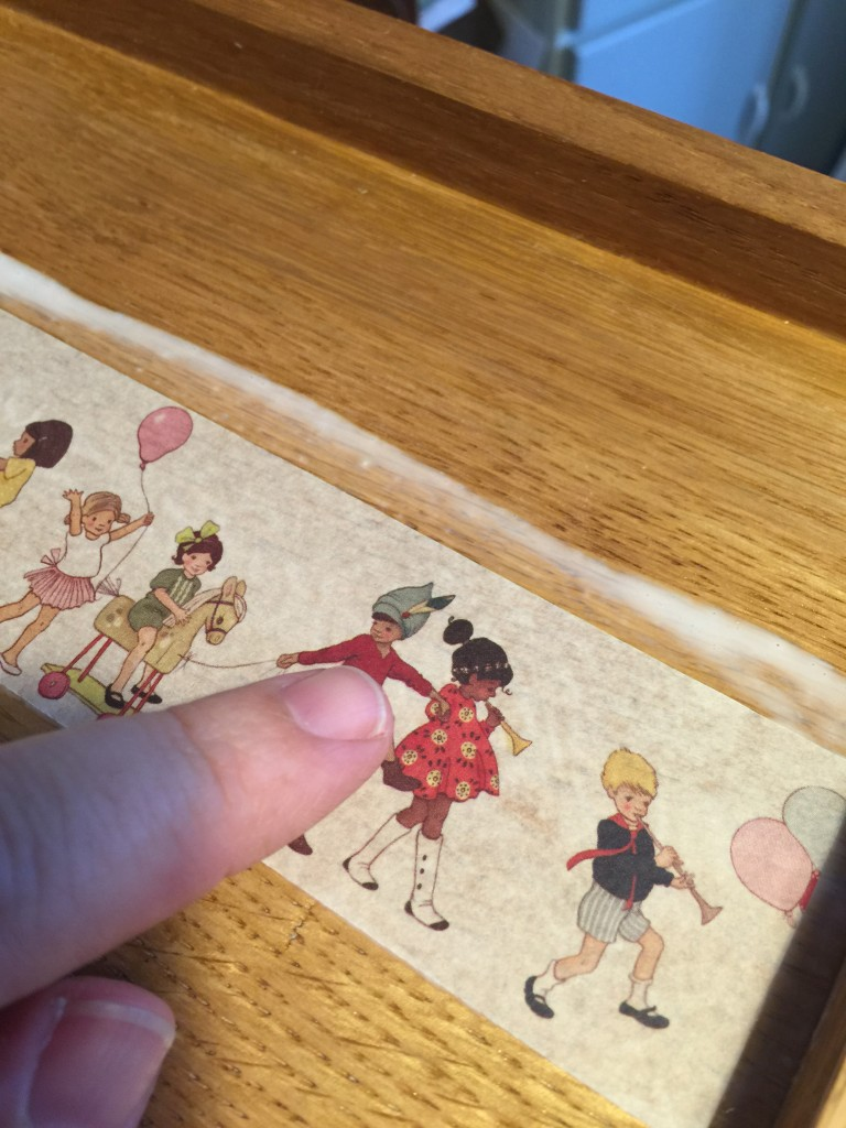 Belle and Boo decoupage paper