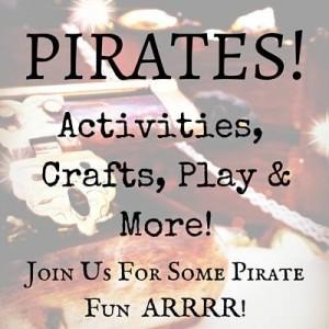 Pirate Blog Hop logo
