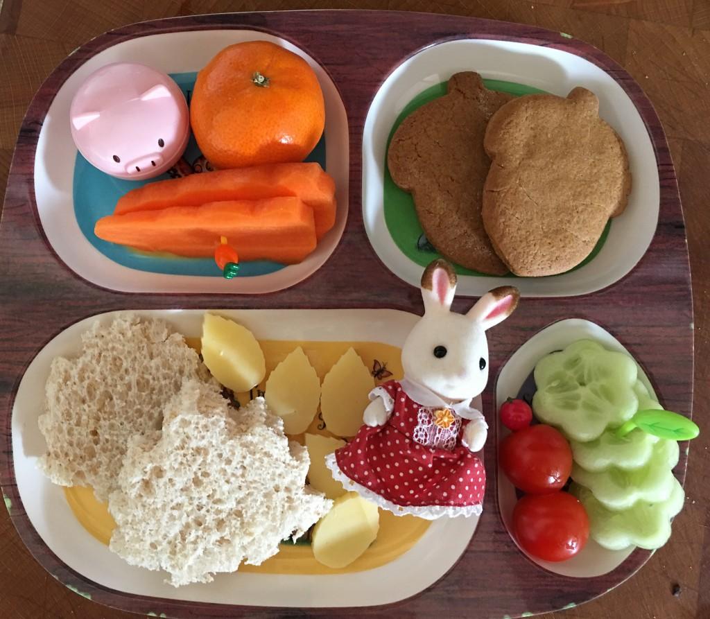 Sylvanian families food