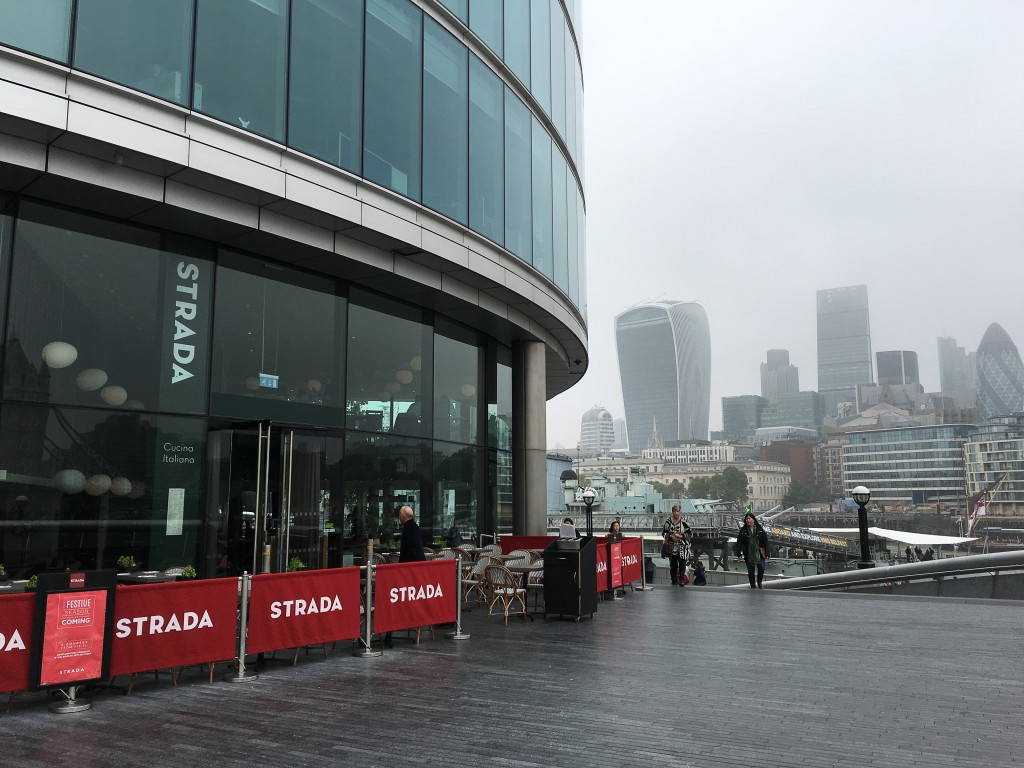 Strada Riverside at More London