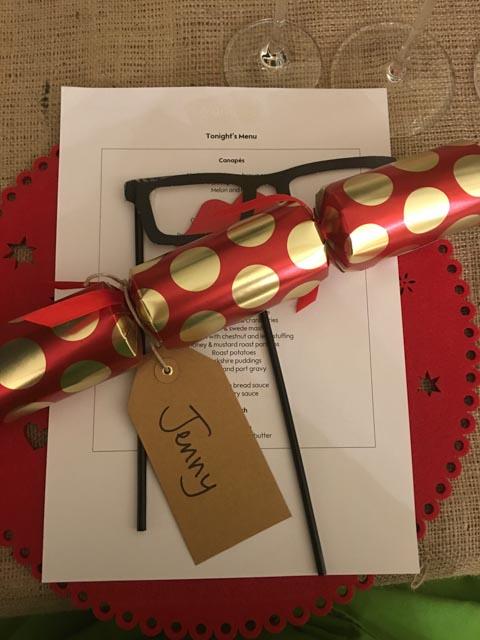 Christmas with Waitrose