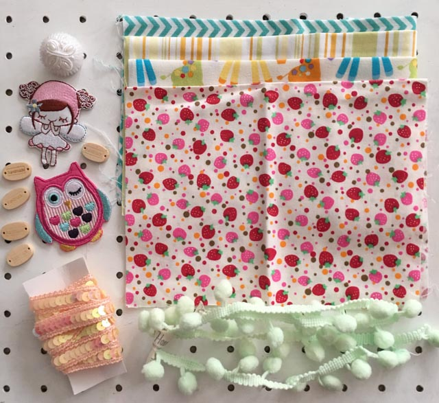 My Fabric House subscription box