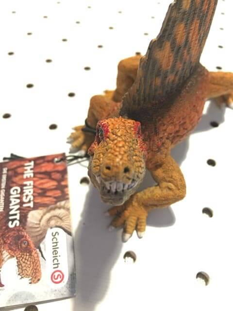 Schleich Dimetrodon figure