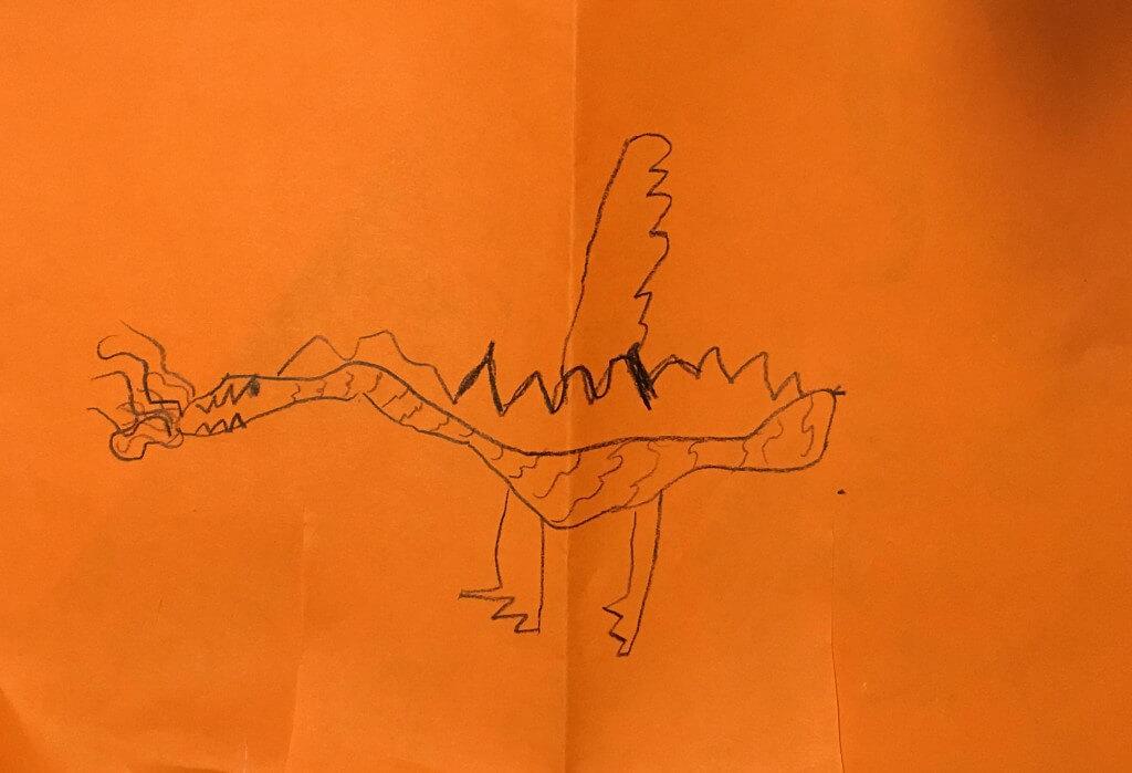 st georges dragon