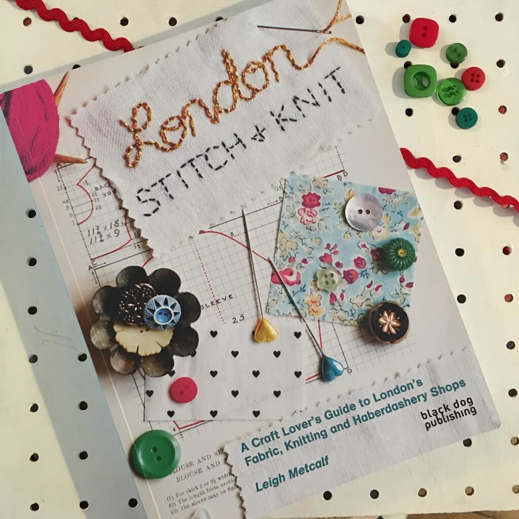 What I'm Reading: London Stitch & Knit