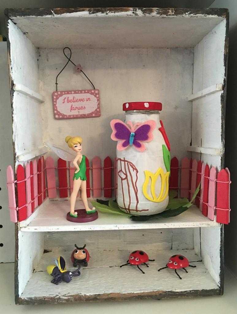 fairy world diorama