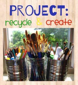 #recyclecreate logo